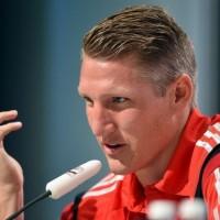 On the Spot: Bastian Schweinsteiger