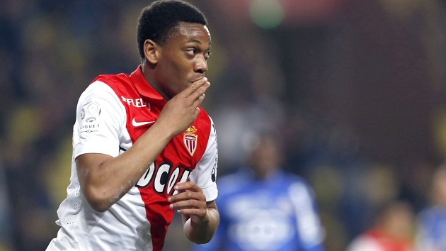 Anthony Martial for Monaco