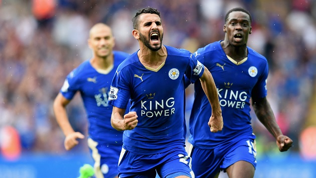 Mahrez and the Foxes