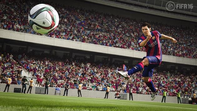 FIFA 16 on Xbox
