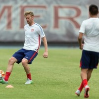 The USMNT Prepare for Peru