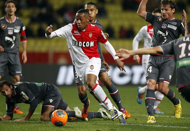 Anthony Martial for Monaco