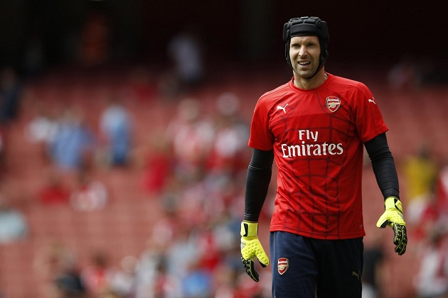 Petr Cech on Arsenal