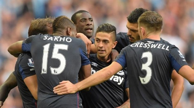 EPL Wrap-Up: West Ham Stun City