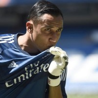 On the Spot: Keylor Navas