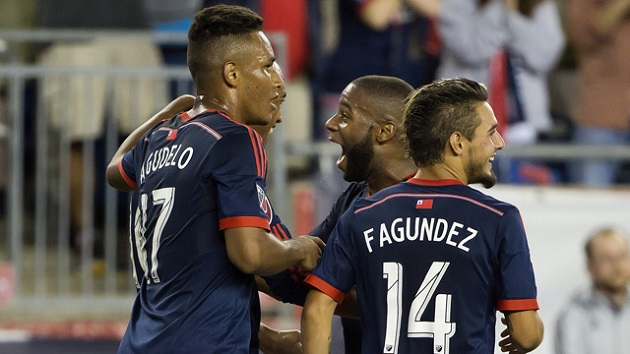 New England Revolution 2015