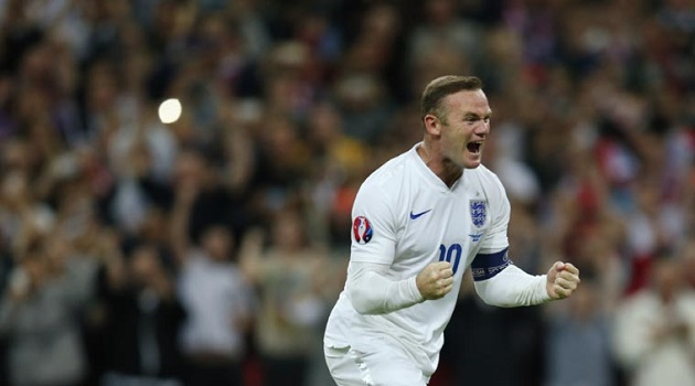 English great Wayne Rooney
