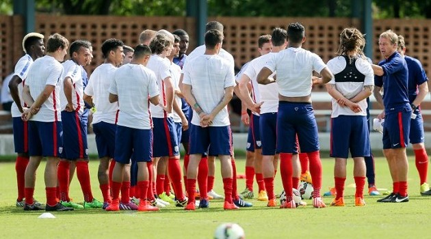 United States and Mexico Meet in the Rose Bowl for CONCACAF Cup