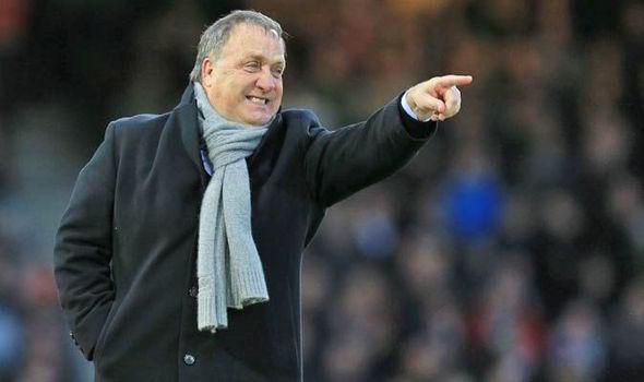 former Sunderland coach Dick Advocaat