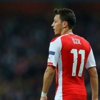 On the Spot: Mesut Özil