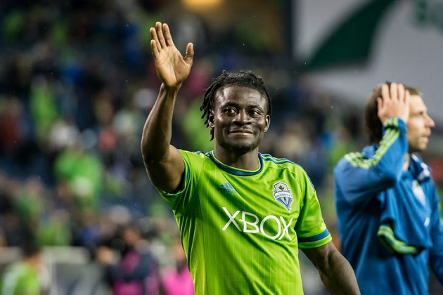 Sounders' Martins