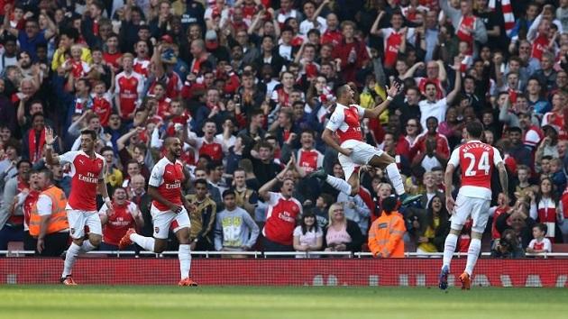 Arsenal beat United at Emirates