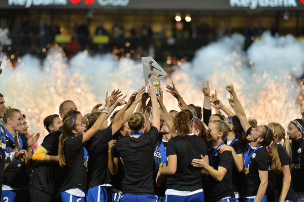 FC Kansas City, NWSL 2015 champs