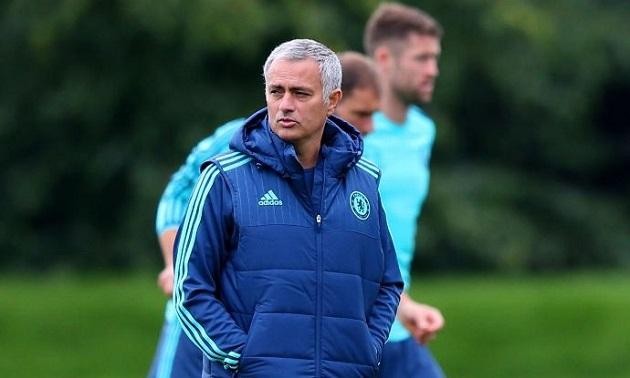 Chelsea boss Mourinho