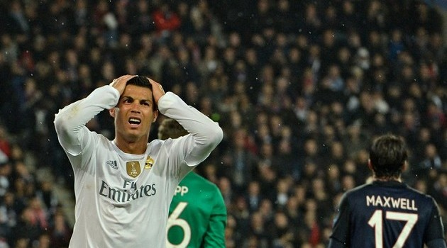 PSG and Real Madrid Draw Blanks