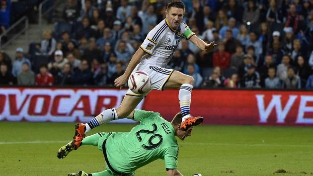 Robbie Keane for LA Galaxy