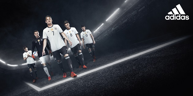 adidas Germany home jersey 2016