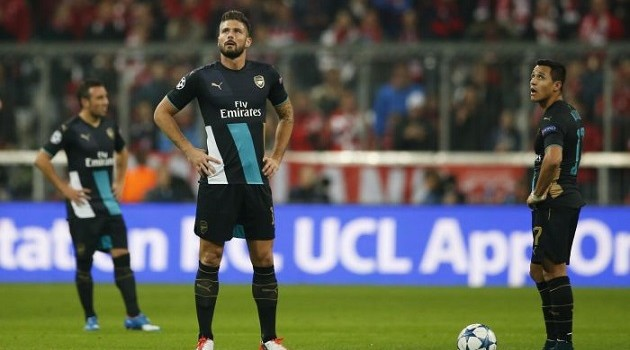 English Heavyweights Struggling in Champions League