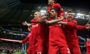 Reds Thump City at Etihad