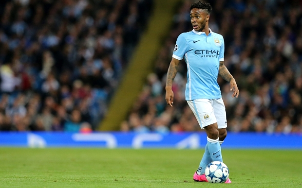 Sterling for City
