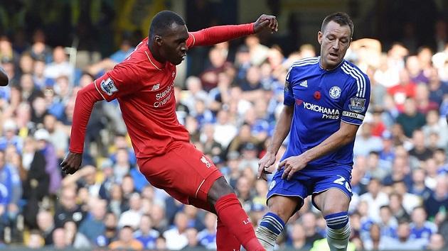 Benteke scores vs. Chelsea