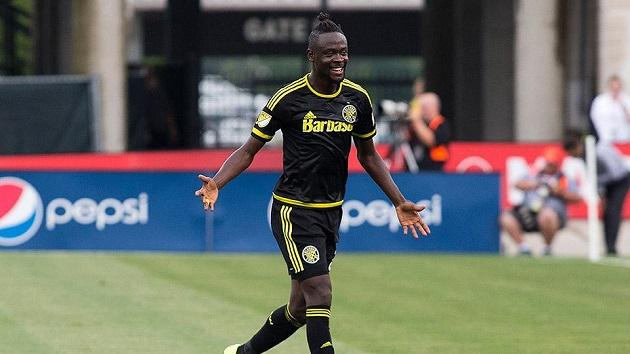 Crew striker Kamara