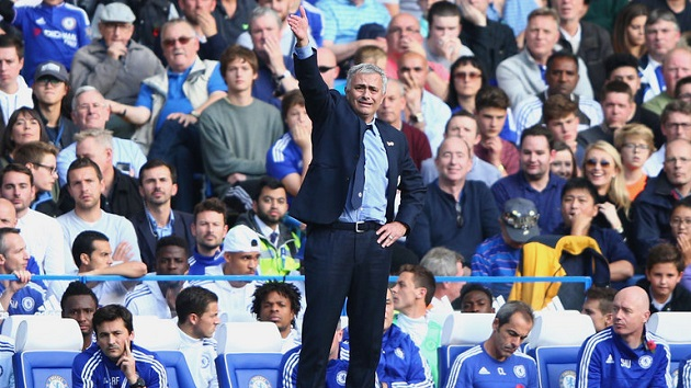 Mourinho loses to Liverpool