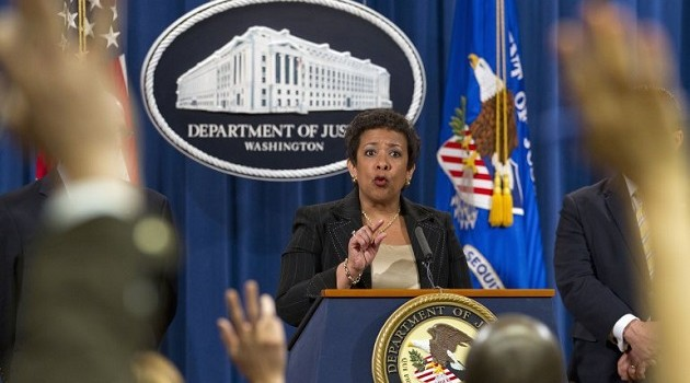 U.S. Attorney General Loretta Lynch