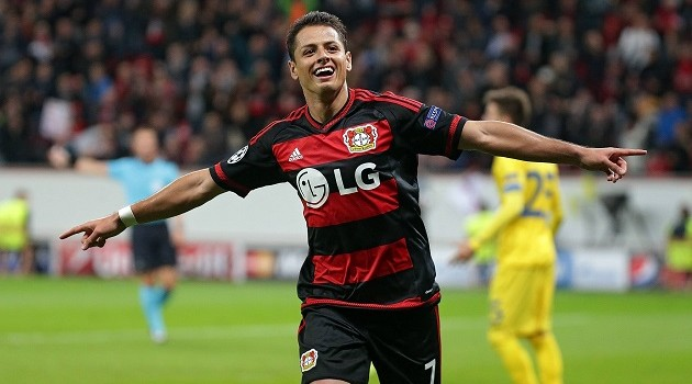 "On the Spot: Javier ""Chicharito"" Hernández"