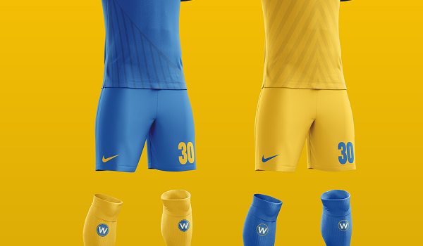 NBA Teams Imagined with Soccer Kits