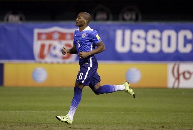 USMNT midfielder Nagbe