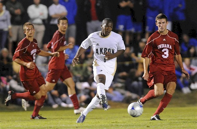 Nagbe as an Akron Zip