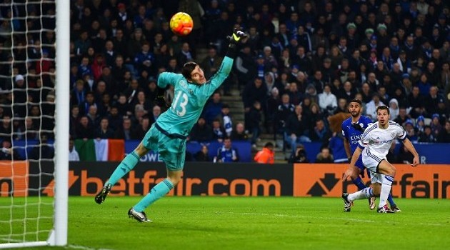 EPL Wrap-up: Leicester Stay Hot