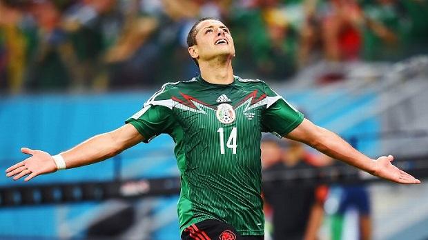 Mexican forward Chircharito