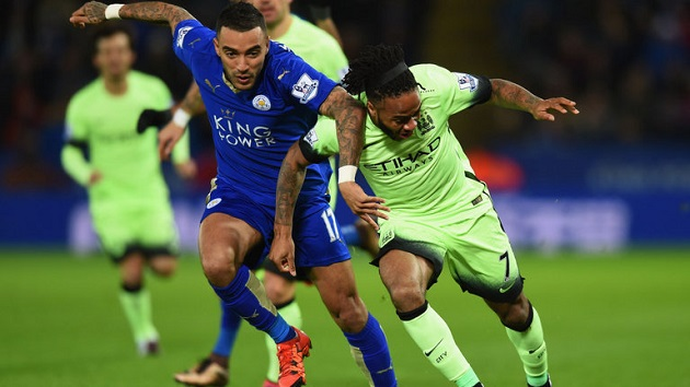Leicester and City tie