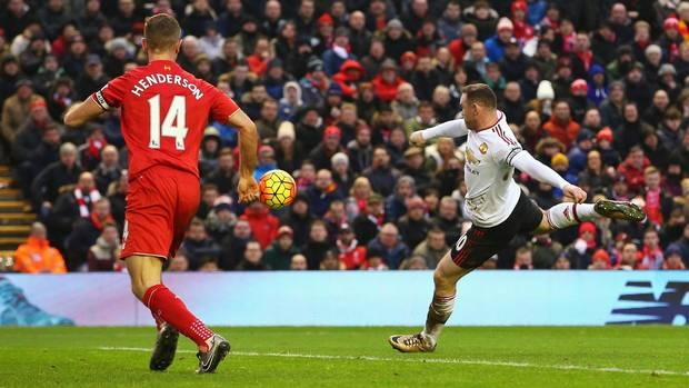 EPL Wrap-up: Rooney Silences Anfield