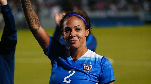 Sydney Leroux Steps Away with Pregnancy Announcement