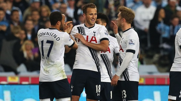 Hot Spurs Head to Goodison