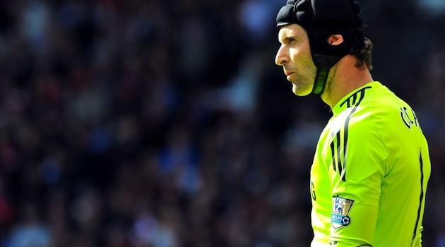 On the Spot: Petr Cech