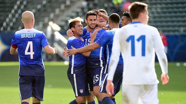 USA defeat Iceland