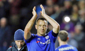 John Terry Situation Adding Thunder to Chelsea's Looming Cloud