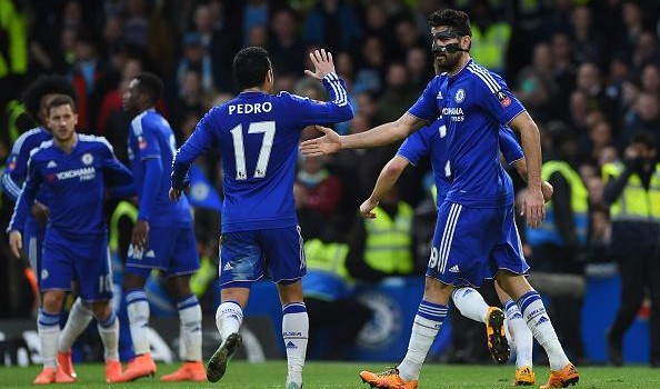Chelsea Bash City's Youngsters in FA Cup