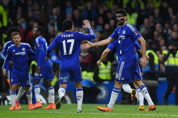 Chelsea beat City in FA Cup
