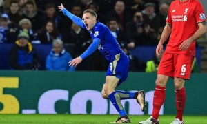 Vardy's Leicester Face Big Test at Etihad