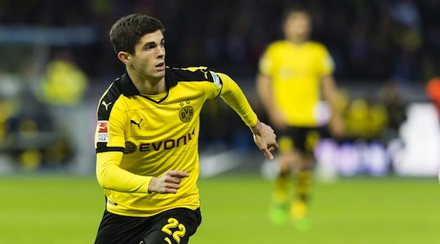 The Curious Case of Christian Pulisic