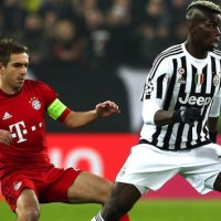 Juve Fight Back to Draw Bayern in a Thriller