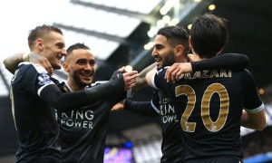 EPL Wrap-up: Leicester Put Smackdown on City