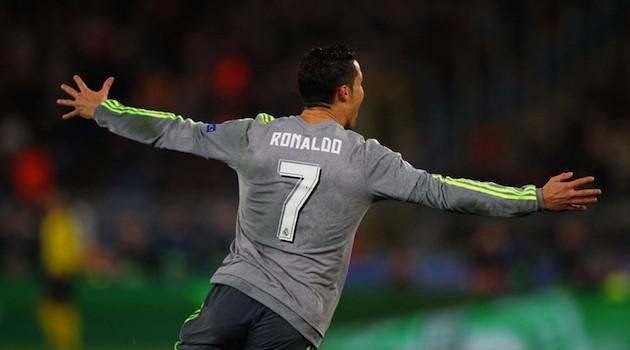 Ronaldo's Madrid Take Care of Business