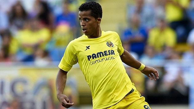 Dos Santos for Villareal