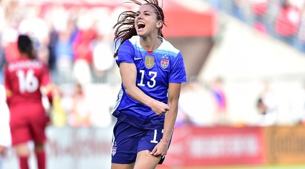 Rio Olympics Build-Up on Track for USWNT